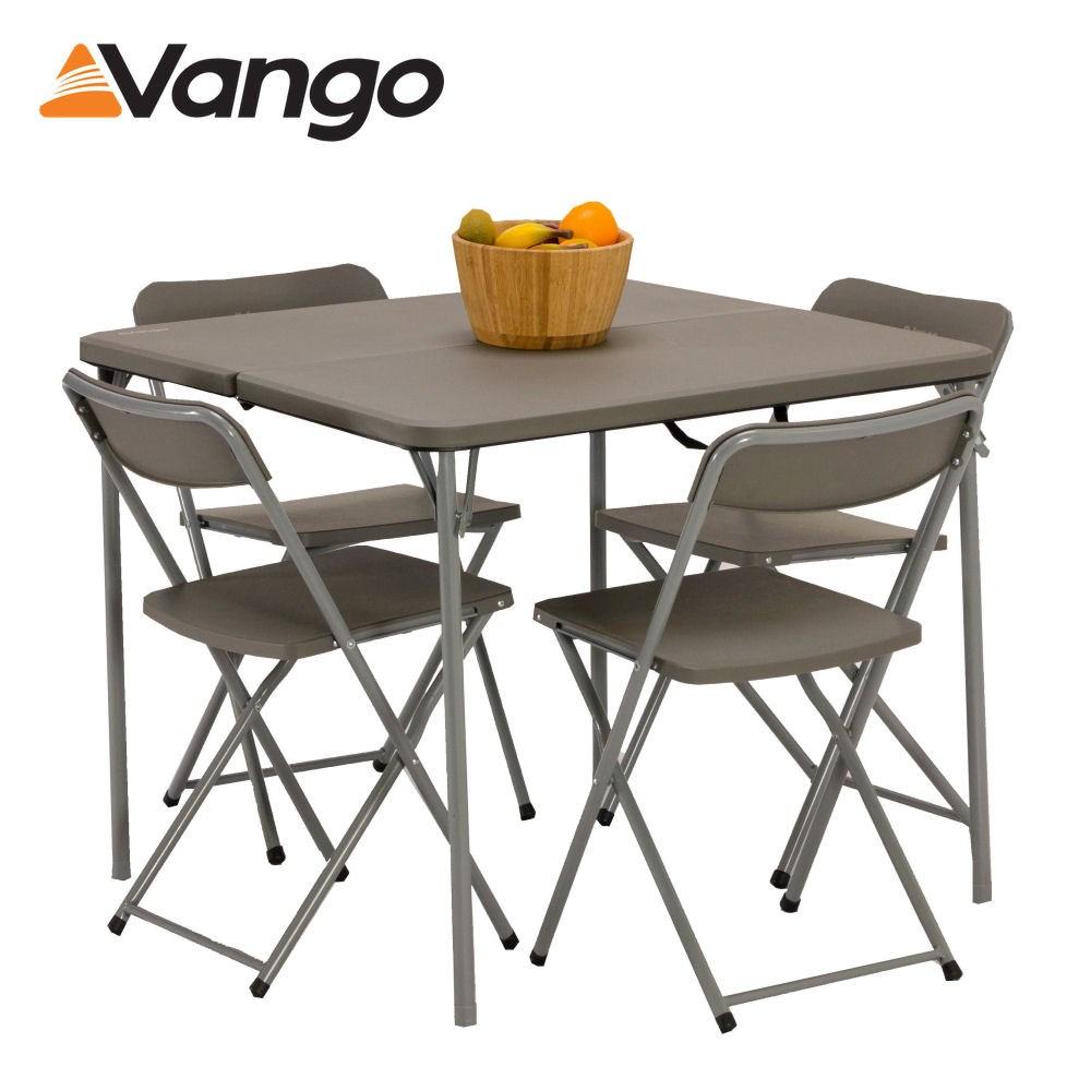 Vango Orchard 86 Table et Chaise Ensemble-Modèle 2020-Camping Caravane Camping-car