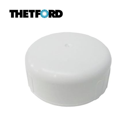 Thetford White Dump Cap For Porta Potti