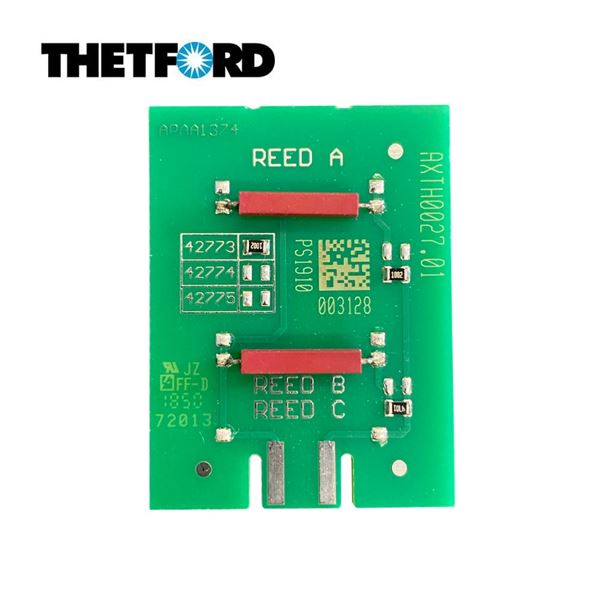 Thetford Toilet Reed Switch Assembly Single Level