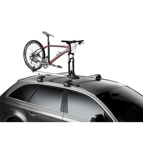 additional image for Thule ThruRide Roof Mounted Bike Carrier