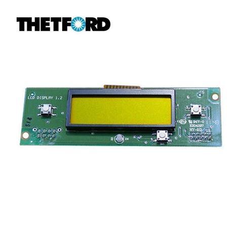 Thetford Fridge LCD Display Board