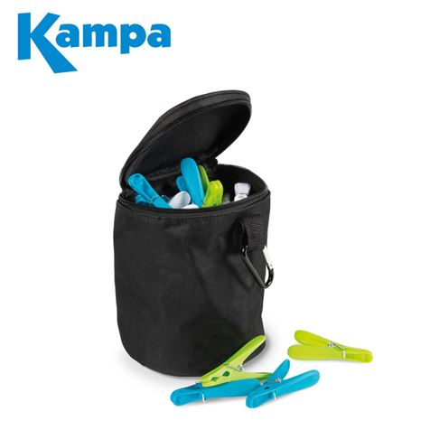 Kampa  Clothes Peg Holder - New For 2019