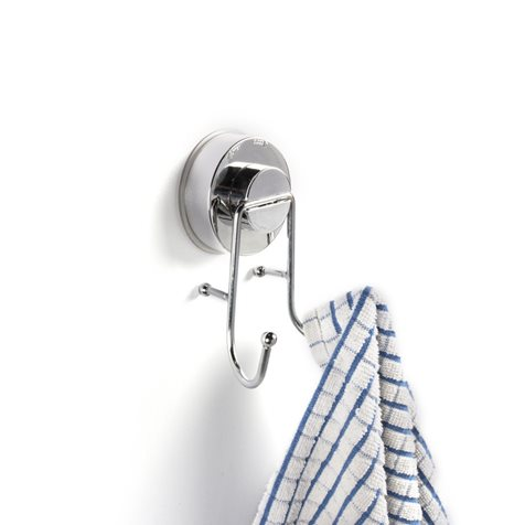 additional image for Kampa Chrome Suction Double Hook