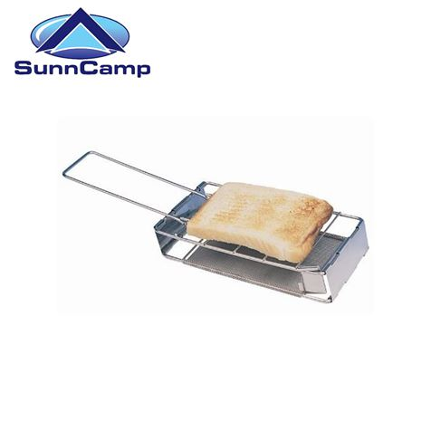 Folding Stainless Steel Toaster