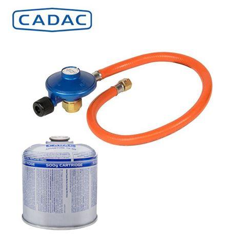 Cadac 343 Regulator & Gas Cartridge