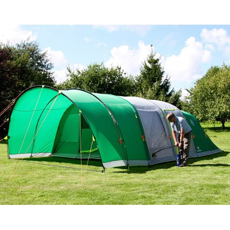 additional image for Coleman Fastpitch Air Valdes 6XL Tent - 2019 Model