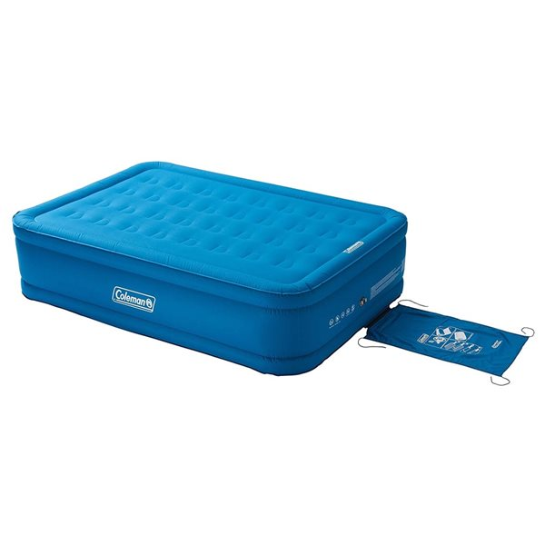 additional image for Coleman Extra Durable Raised Double Air Bed