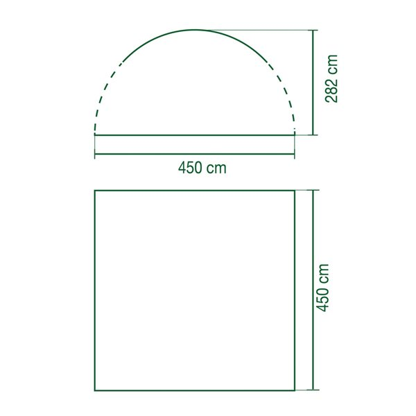 additional image for Coleman FastPitch Event Shelter XL