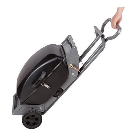 additional image for Crusader Portable Folding Gas Trolley Barbecue