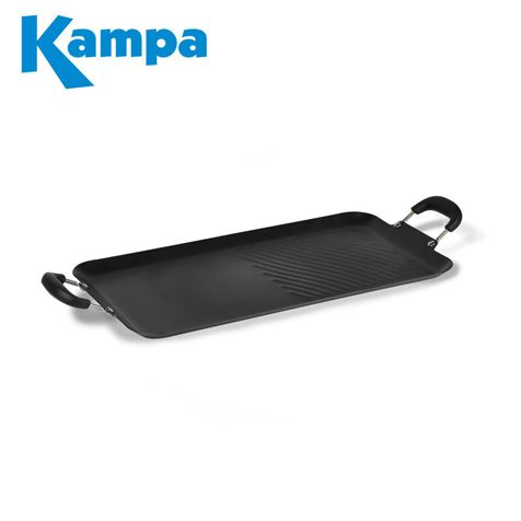 Kampa Easy-Over Non-Stick Griddle - New For 2020