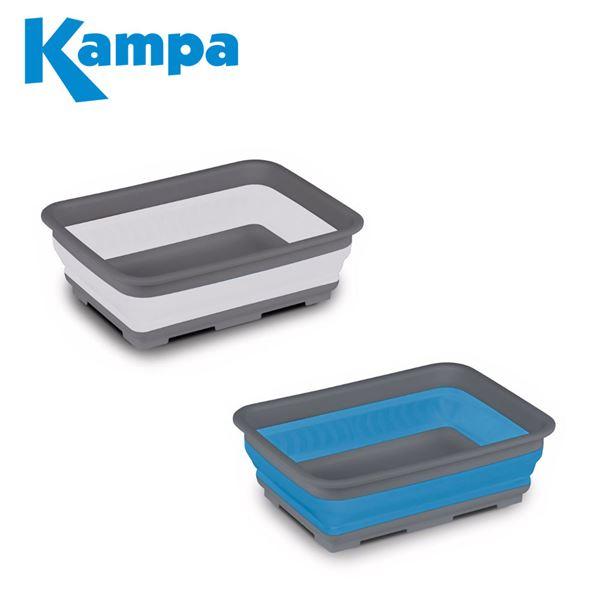 Kampa Collapsible Rectangular Wash Bowl