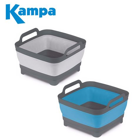 Kampa Collapsible Square Washing Bowl