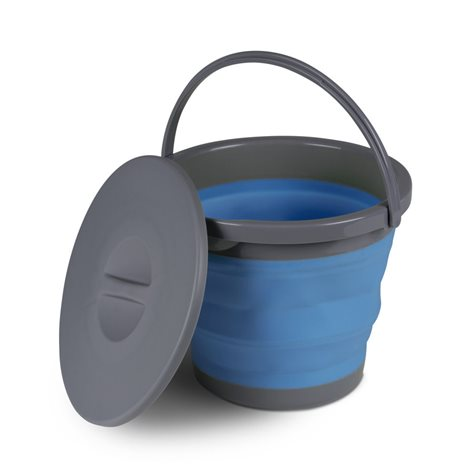 additional image for Kampa Collapsible 5 Litre Bucket With Lid