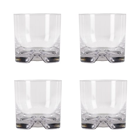 additional image for Kampa Pack Of 4 Tumbler Polycarbonate Glasses