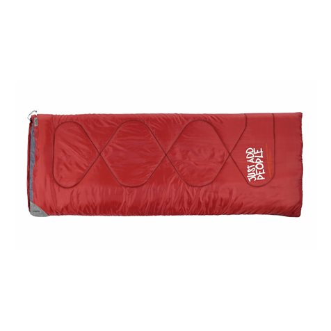 additional image for Easy Camp Chakra Sleeping Bag - Available in Red or Black