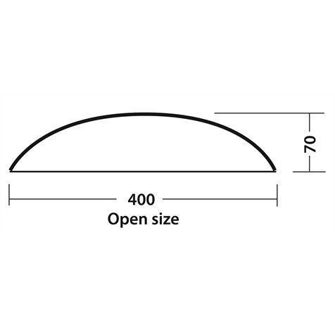 additional image for Easy Camp Surf Windscreen