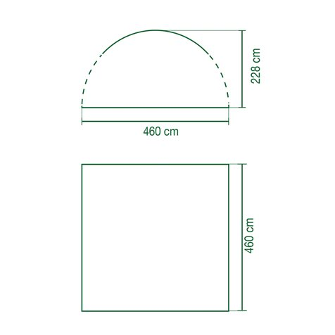 additional image for Coleman Event Shelter Deluxe 4.5M X 4.5M