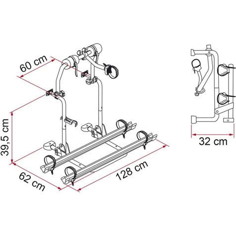 additional image for Fiamma Carry-Bike Trigano CI - Roller Team Bike Carrier