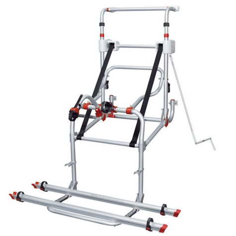 additional image for Fiamma Carry-Bike Lift 77 Motorhome Bike Carrier - Red