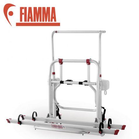 Fiamma Carry-Bike Lift 77 Motorhome Bike Carrier - Red