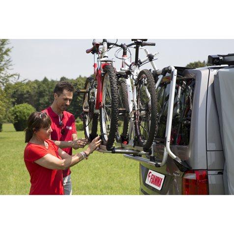 additional image for Fiamma Carry-Bike VW T6 Pro Bike Carrier 2020 Model
