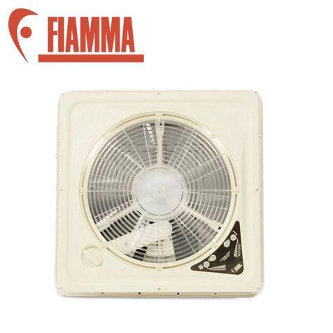 Fiamma Turbo Vent Premium 40 White