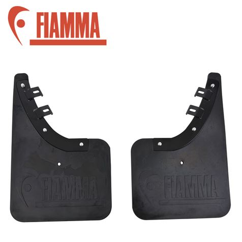 Fiamma Front Mud Flap Set