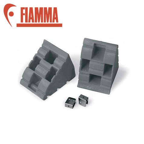 Fiamma Chock Level Grey