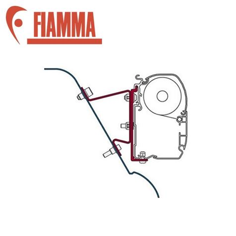 Fiamma F45 Awning Adapter Kit - Sprinter/Westfalia/Crafter H3 - After 2006