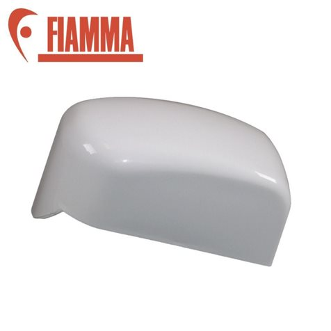 additional image for Fiamma F45i Left Hand End Cap Polar White