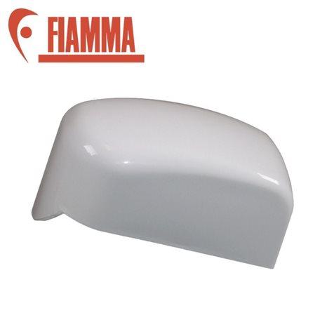 additional image for Fiamma F45i Left Hand End Cap Polar White