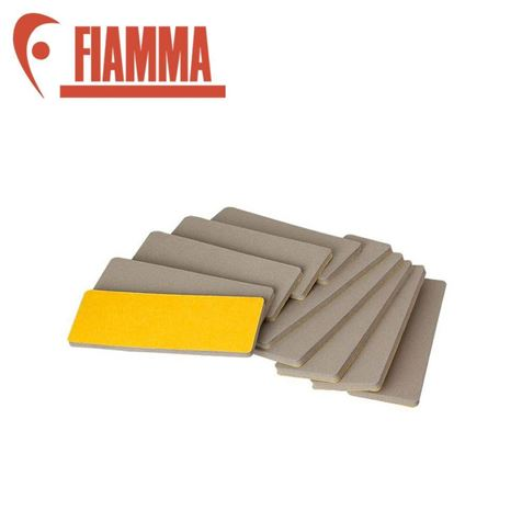 Fiamma Pack Of 10 Caravanstore Support Pads