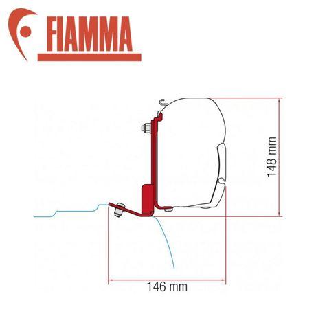 Fiamma F45 Awning Adapter Kit - Ford Custom