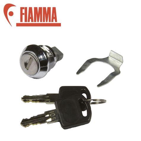 Fiamma Security Handle Lock And Key