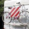 additional image for Fiamma Aluminium Bike Warning Sign