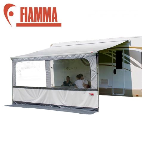 Fiamma Blocker Pro Front Panel
