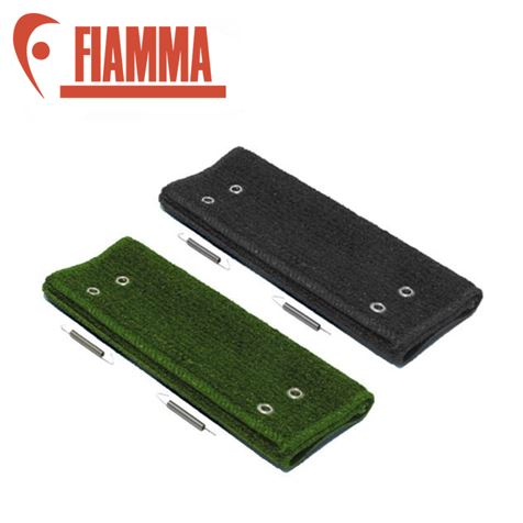 Fiamma Clean Step Motorhome Mat - Green or Black