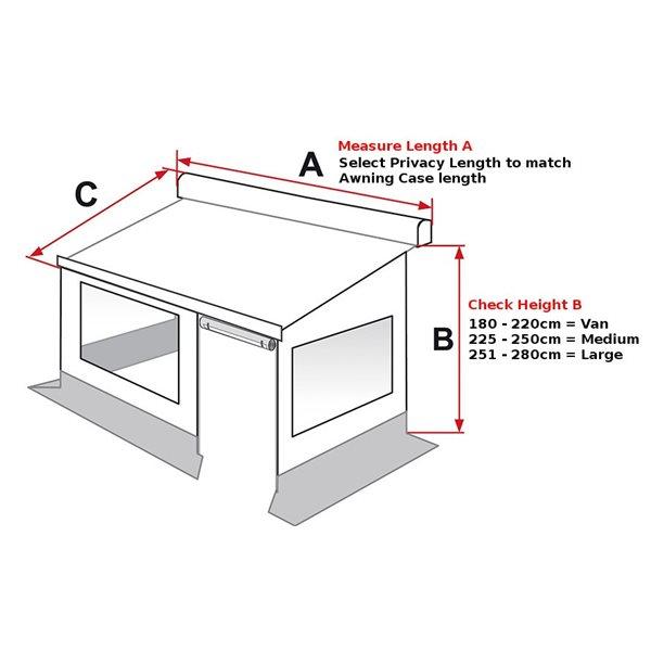 additional image for Fiamma F45 Privacy Room