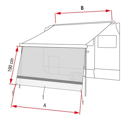 additional image for Fiamma Sun View XL Front Panel Blocker