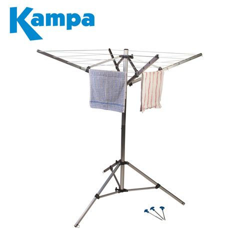 Kampa 4 Arm Washing Line