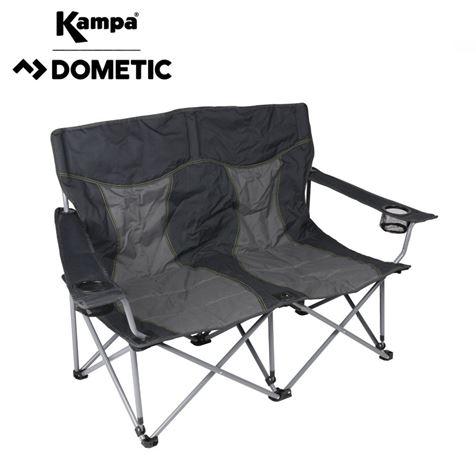 Kampa Dometic Lofa Double Chair - Range of Colours
