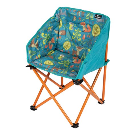 additional image for Kampa Dometic Mini Tub Chair - Range Of Designs - 2020 Model