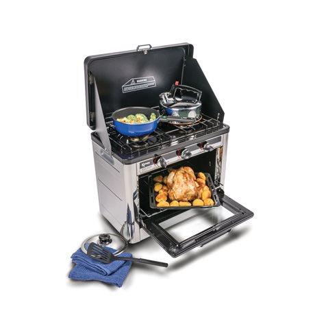 additional image for Kampa Roast Master Gas Hob & Oven