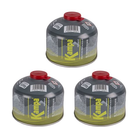 additional image for Kampa Butane Propane Gas Cartridge 230g