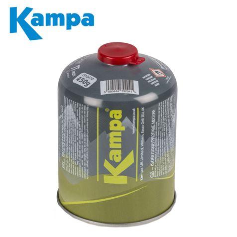 Kampa Butane Propane Gas Cartridge 450g