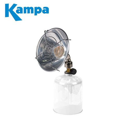 Kampa Glow 1 Single Parabolic Heater