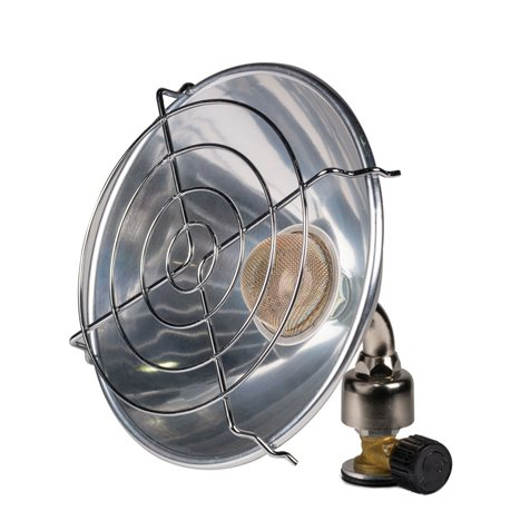 additional image for Kampa Glow 1 Single Parabolic Heater