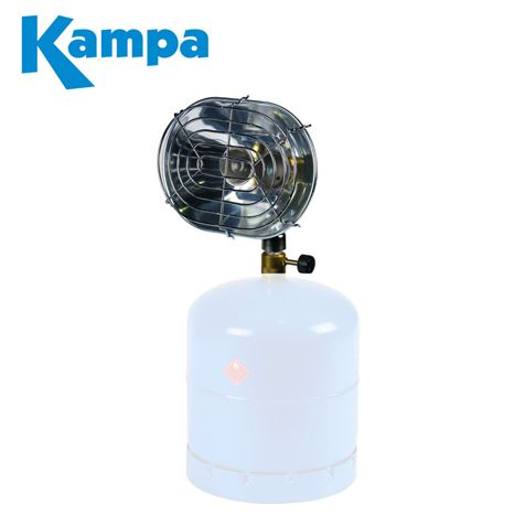 Kampa Glow 2 Double Parabolic Heater