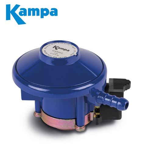 Kampa 21mm Clip On Gas Regulator