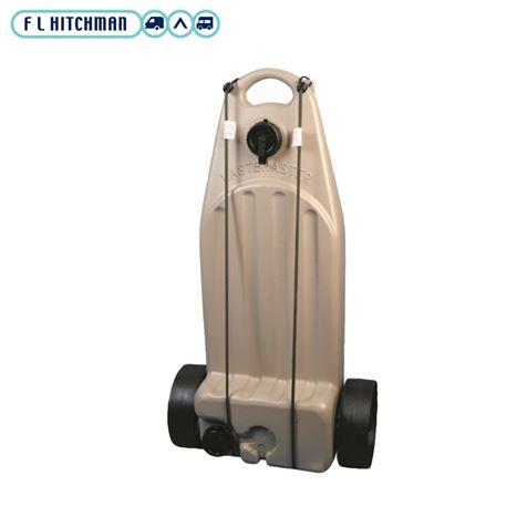 Hitchman Wastemaster 38L Beige Waste Carrier